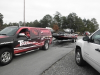 Marty Stone - Truck and Boat Wrap